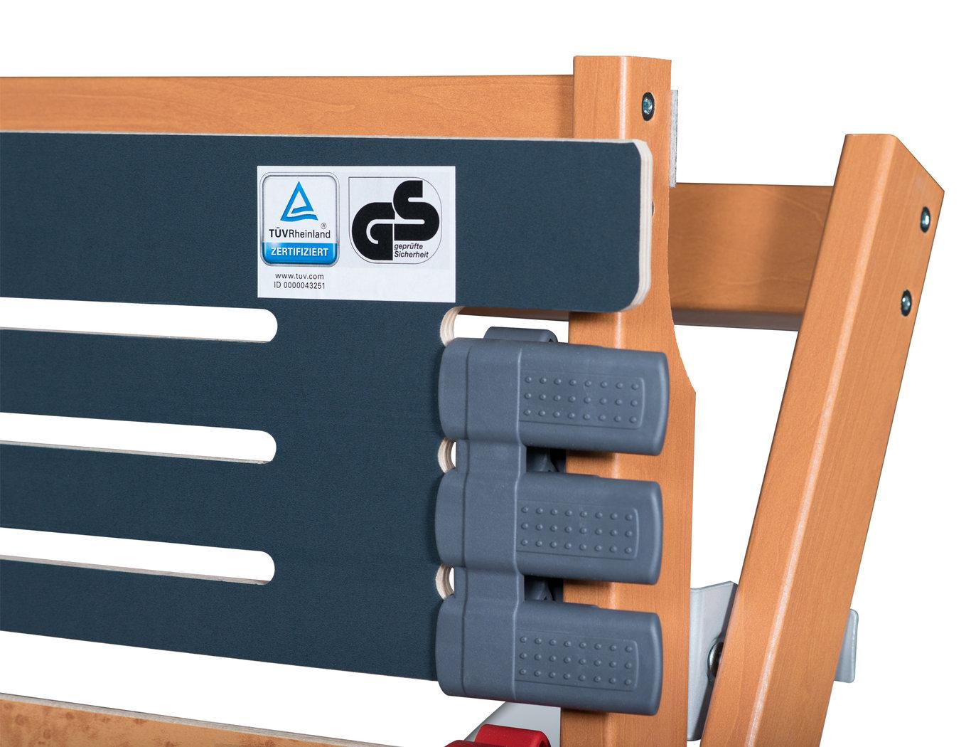 7 zonen lattenrost rhodos el elektrisch verstellbar 90x200 cm fmp matratzen manufaktur. Black Bedroom Furniture Sets. Home Design Ideas