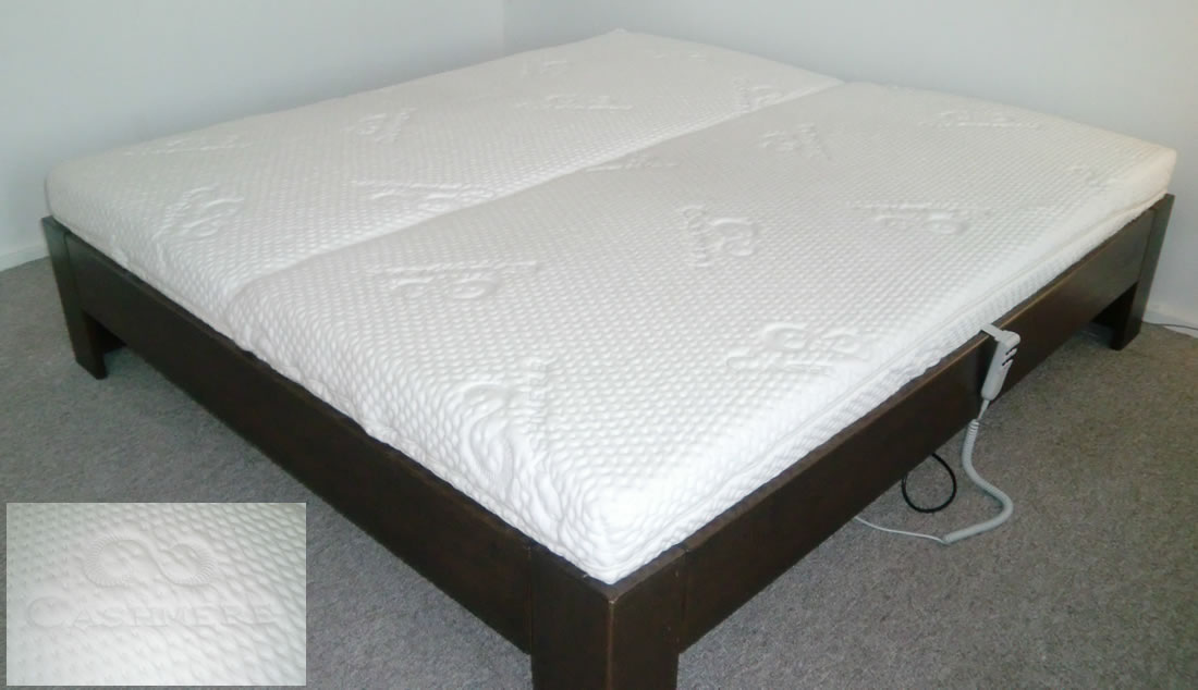 orthop dische 7 zonen viscomatratze visco gold premium. Black Bedroom Furniture Sets. Home Design Ideas