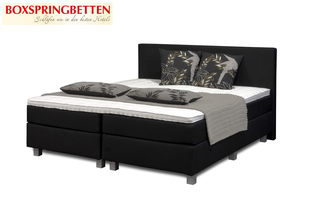 boxspringbett 140x200 cm fmp matratzen manufaktur matratzen und lattenroste direkt vom. Black Bedroom Furniture Sets. Home Design Ideas