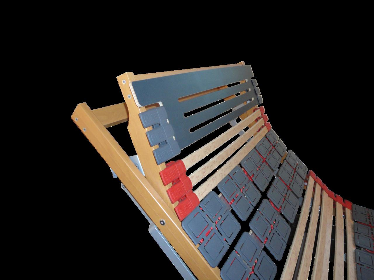 7 zonen teller lattenrost rhodos el komfort elektrisch verstellbar 90x200 cm fmp matratzen. Black Bedroom Furniture Sets. Home Design Ideas
