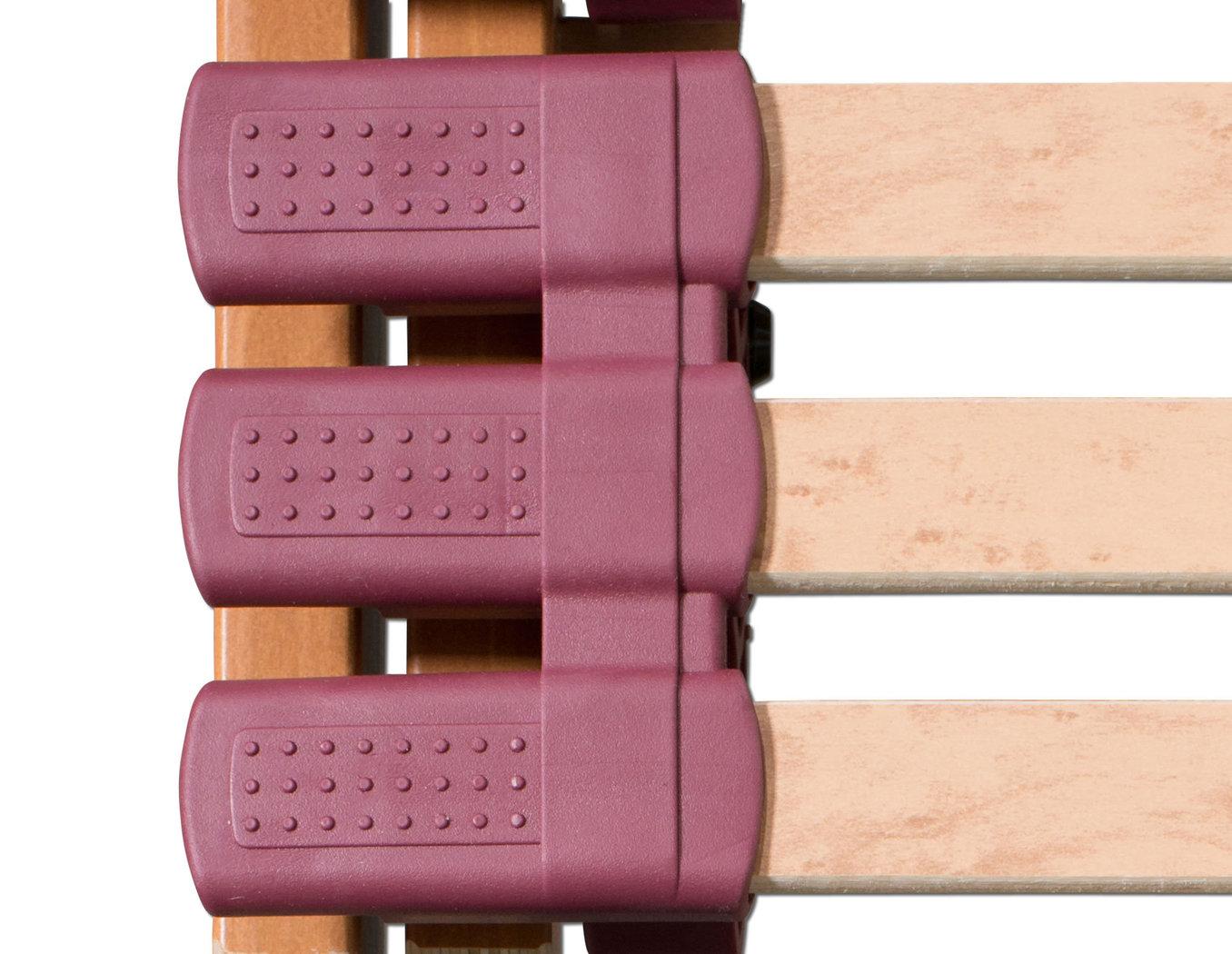 7 zonen lattenrost rhodos kf kopf und fu teil. Black Bedroom Furniture Sets. Home Design Ideas