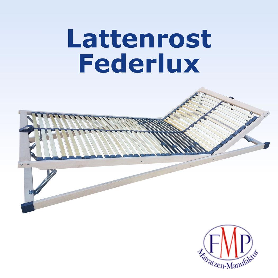 lattenrost federlux kf verstellbar 42 leisten 5 cm h he fmp matratzen manufaktur matratzen. Black Bedroom Furniture Sets. Home Design Ideas
